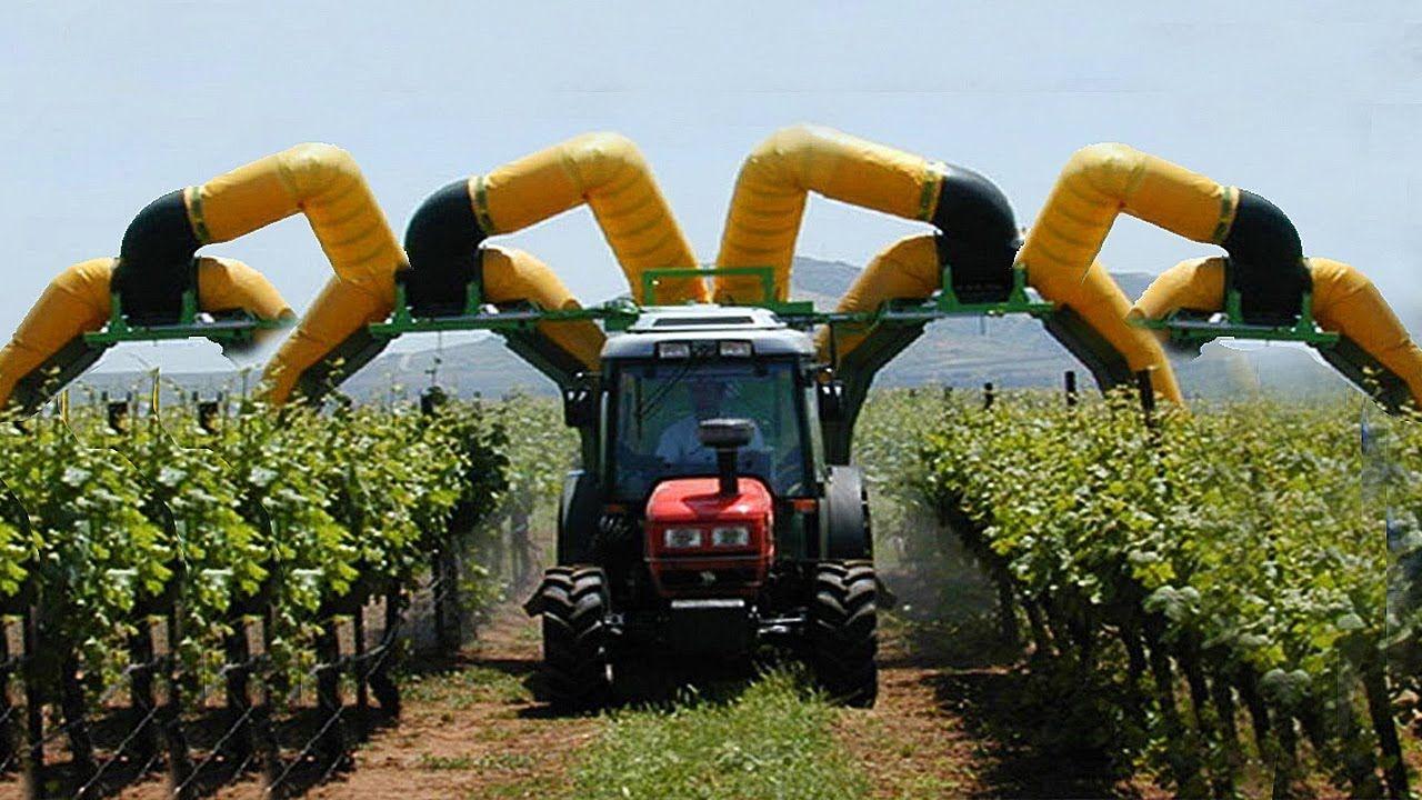 Amazing Technology in Farming