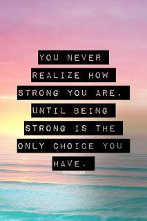 Je bent sterker dan je denkt