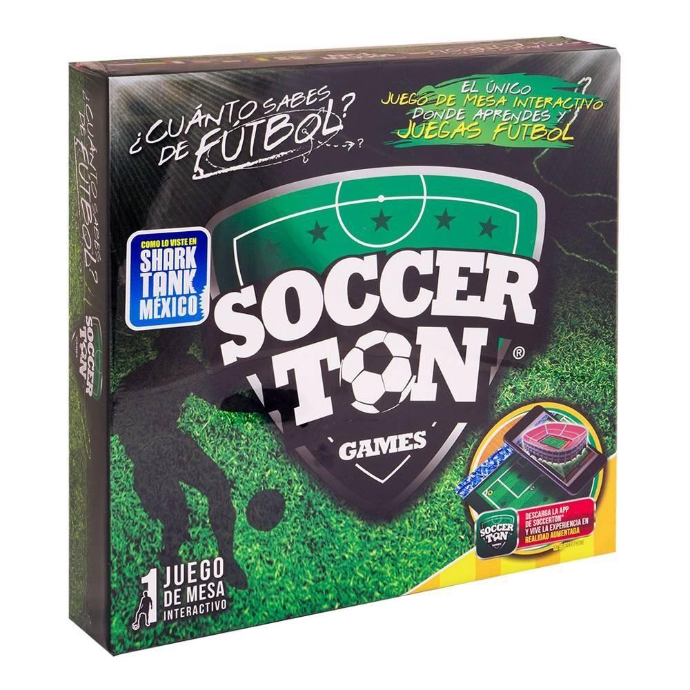 Juego De Mesa Soccer Ton 309 Piezas Pinterest Walmart