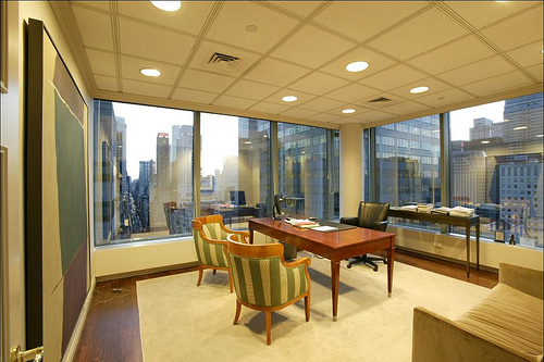 An excellent window view office | My [Future] Life | Pinterest ...