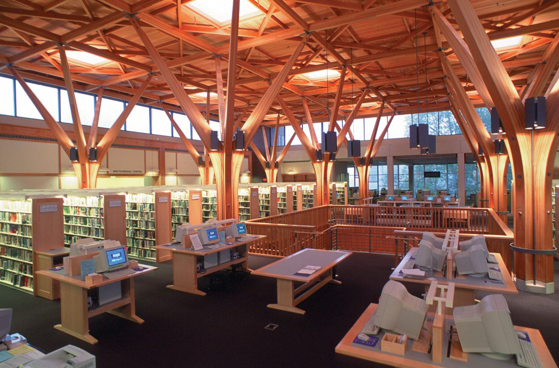 Public Library in Beaverton OR by THA Architecture Perfect