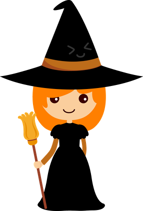 halloween witch clip art clip art atumn fall halloween rh pinterest com clip art witch face clip art witches hat