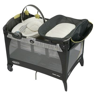 Graco 174 Pack N Play 174 Playard With Newborn Napper Lx