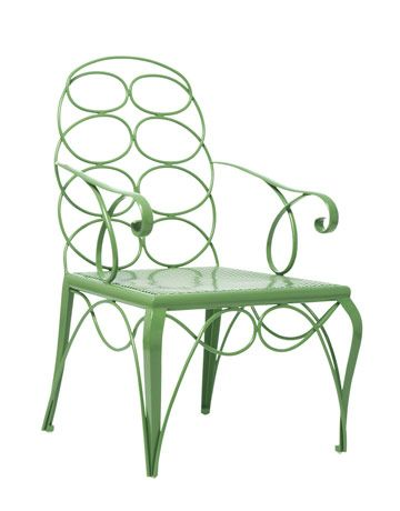 Frances Adler Elkins steel chair | Decor ideas | Pinterest | Comida ...