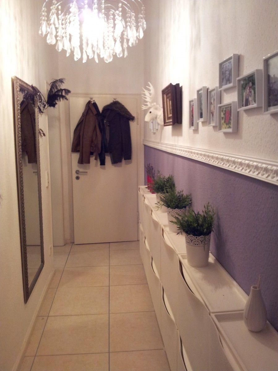 flur diele 39 flur 39 mein zauberhaftes kleines reich zimmerschau hall pinterest diele. Black Bedroom Furniture Sets. Home Design Ideas