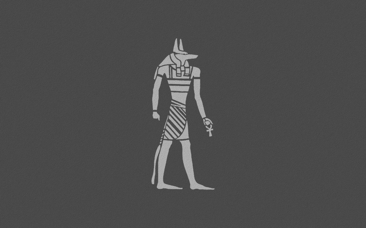 Egyptian Minimal Wallpaper Hd Wallpaper Wallpaper