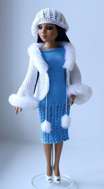 Pin von Gislinde Heinz auf Puppenkleidung | Pinterest ...