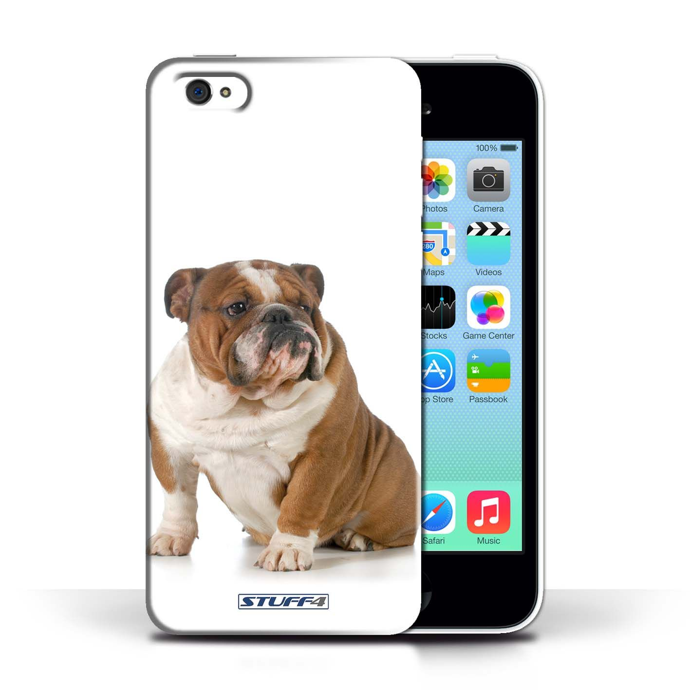 Designer Mobile Phone Case / Dog Breeds Collection / Bulldog #designer #case #cover #iphone #smartphone #dog #animal #bulldog