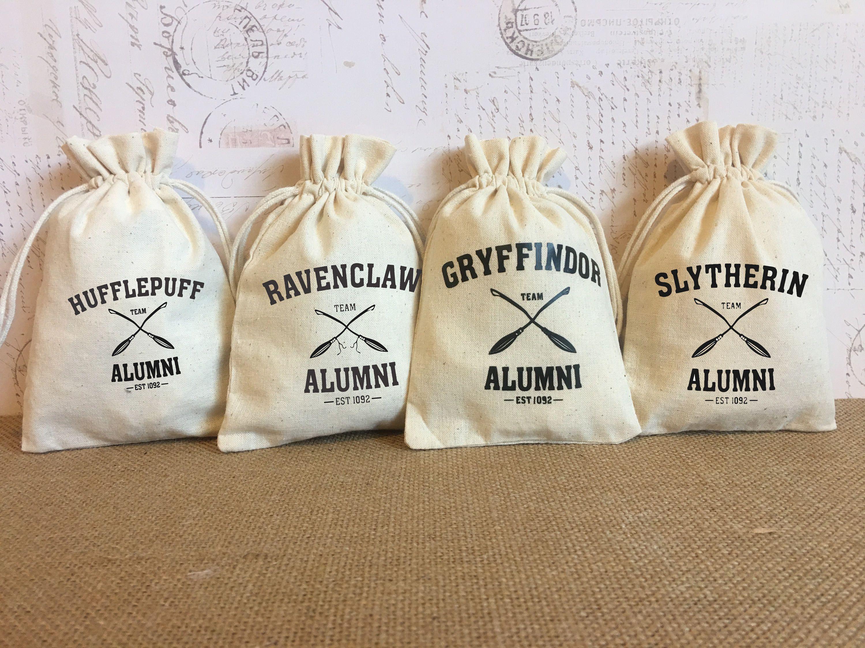 Personalized Graduation School Goodie Bag-Party Supply Favor Cotton ...