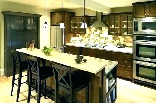 Two Tier Island Two Tier Kitchen Island 2 Level Kitchen Island Ideas Double Tier Two Tier Two Ti With Images Kitchen Island Design Kitchen Island Height Kitchen Bar Design