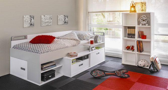 Chambre A Coucher Junior Dimix Lit Compact Meubles Gautier Mobilier De Salon