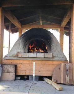 C mo construir un horno de le a paso a paso casa - Materiales para hacer un horno de lena ...