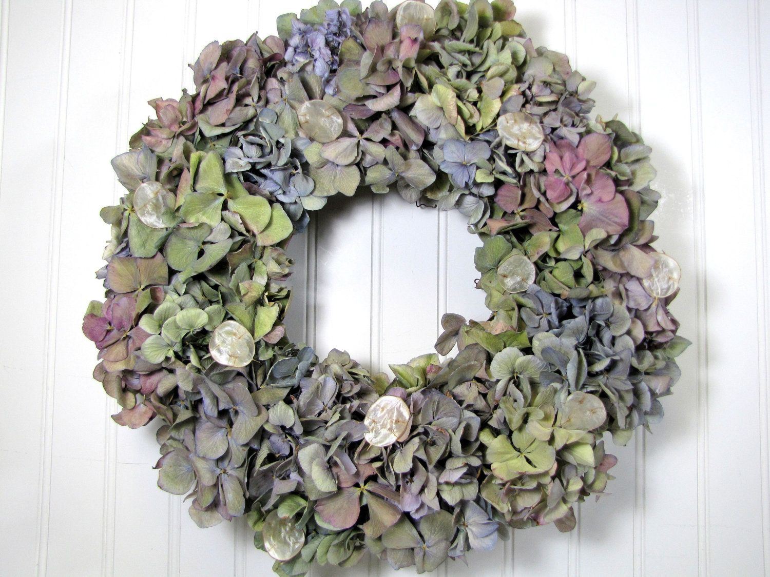 Herfstkrans Maken Met Hortensia How To Naturally Dry Hydrangeas Kransen Pinterest Hortensia
