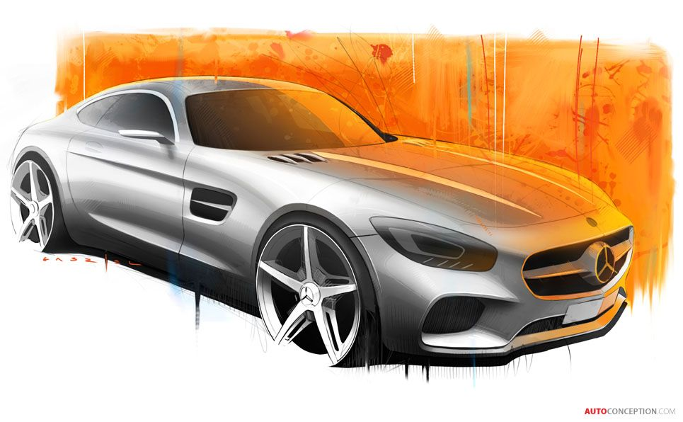 Mercedes benz confirms new amg sport range product art for Mercedes benz amg range