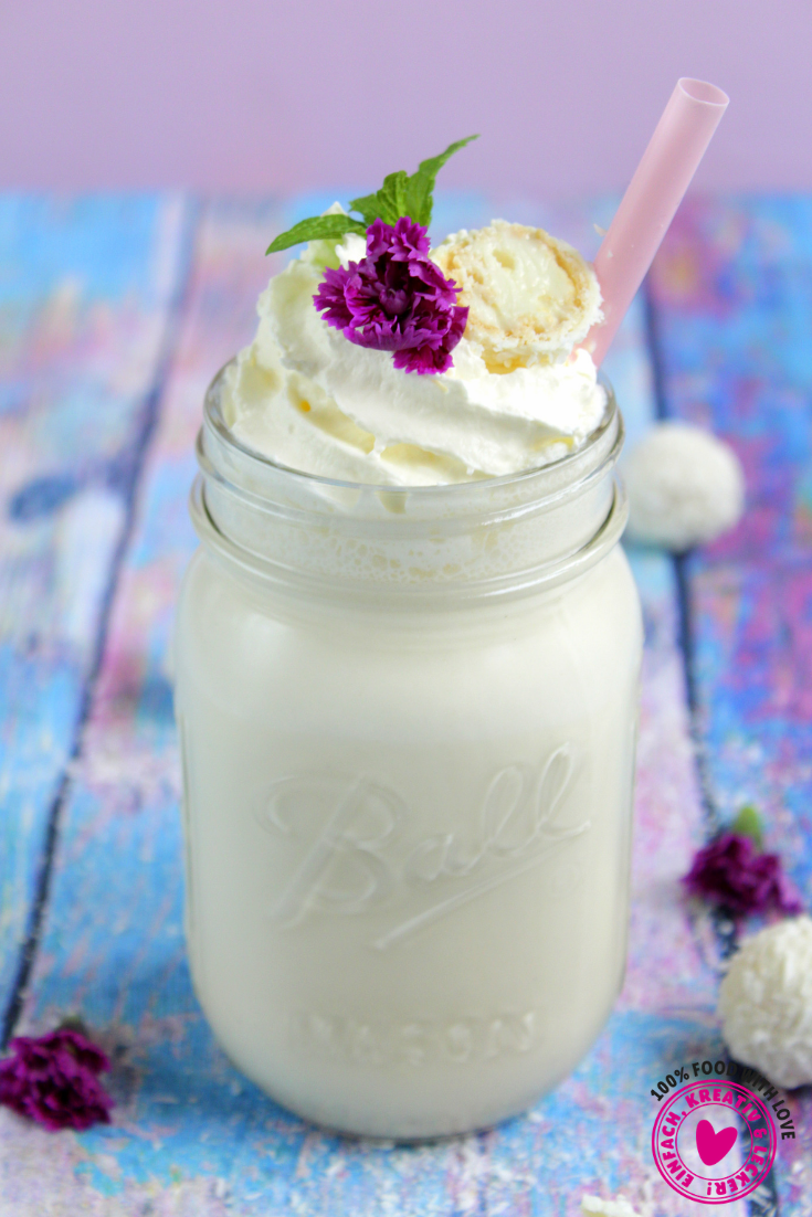 Photo of Raffaello milkshake