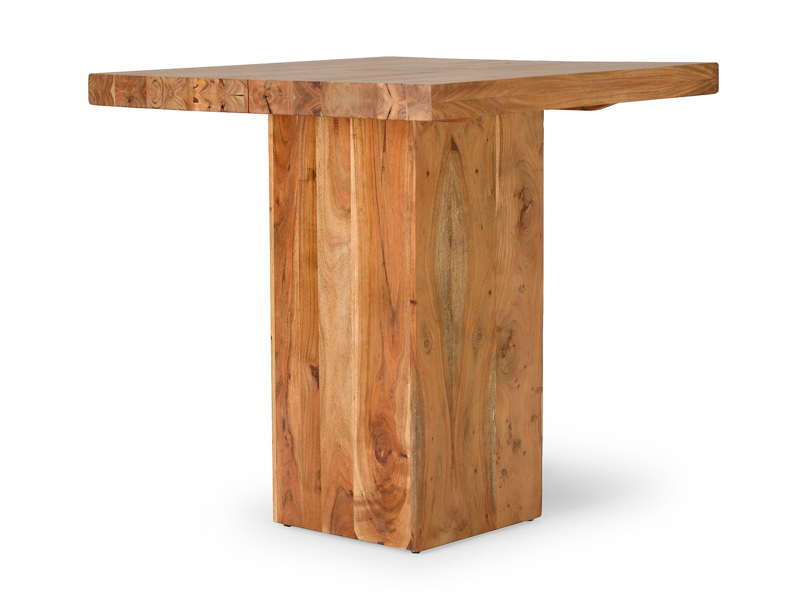 table haute de bar carrée 10020130 : mobilier-achat - vente en