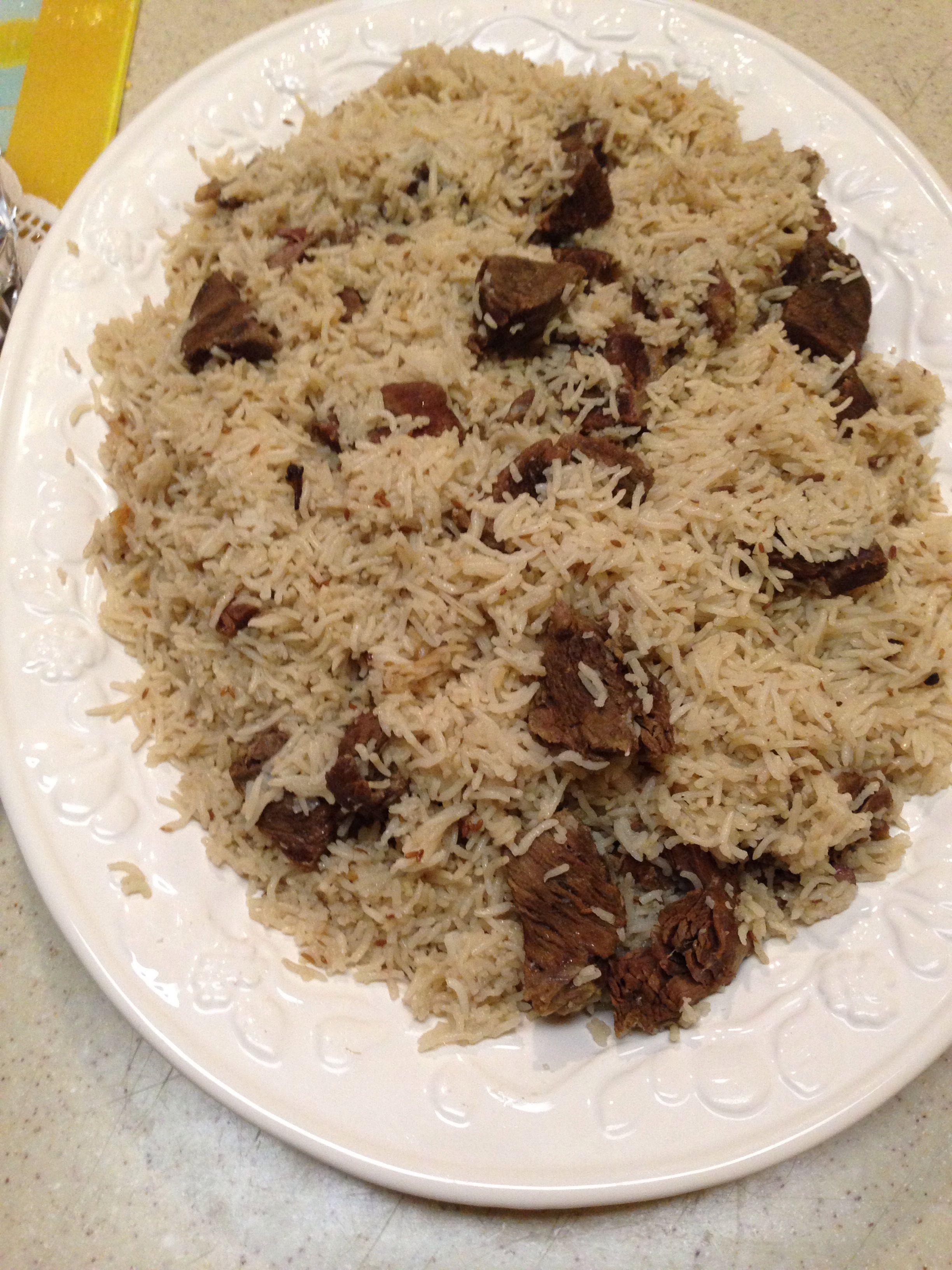 Beef pulao !   Pakistani dishes, Food, Recipes