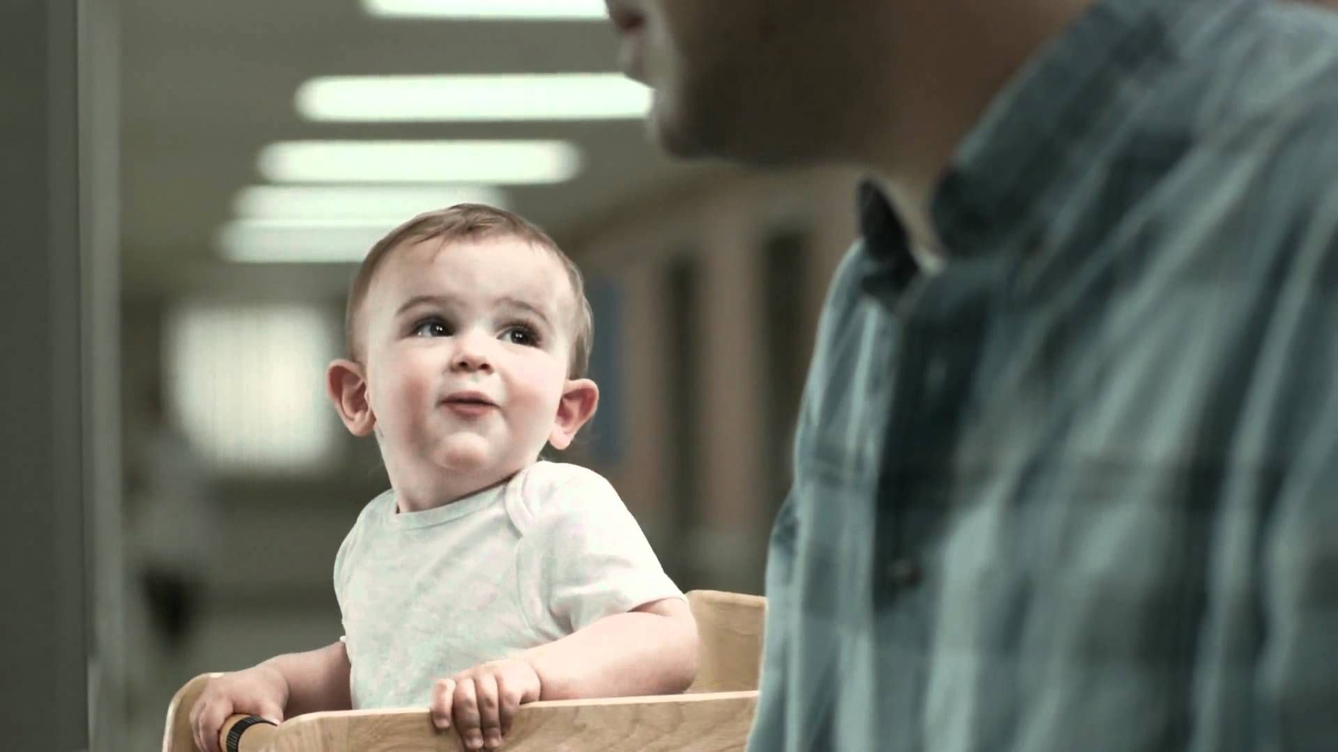 Speed dating baby commercial