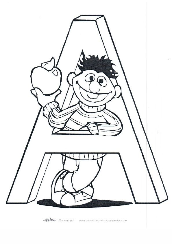 A Storytime Kit Sweetbranch Sweetbranchslcpl Libraries Abc Coloring Pages Screen Printing Sesame Street Coloring Pages