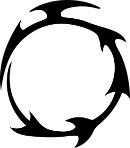 Mandalorian Crusader Logo Would Make A Good Frame For Something Mandalorian Star Wars Tattoo Mandalore