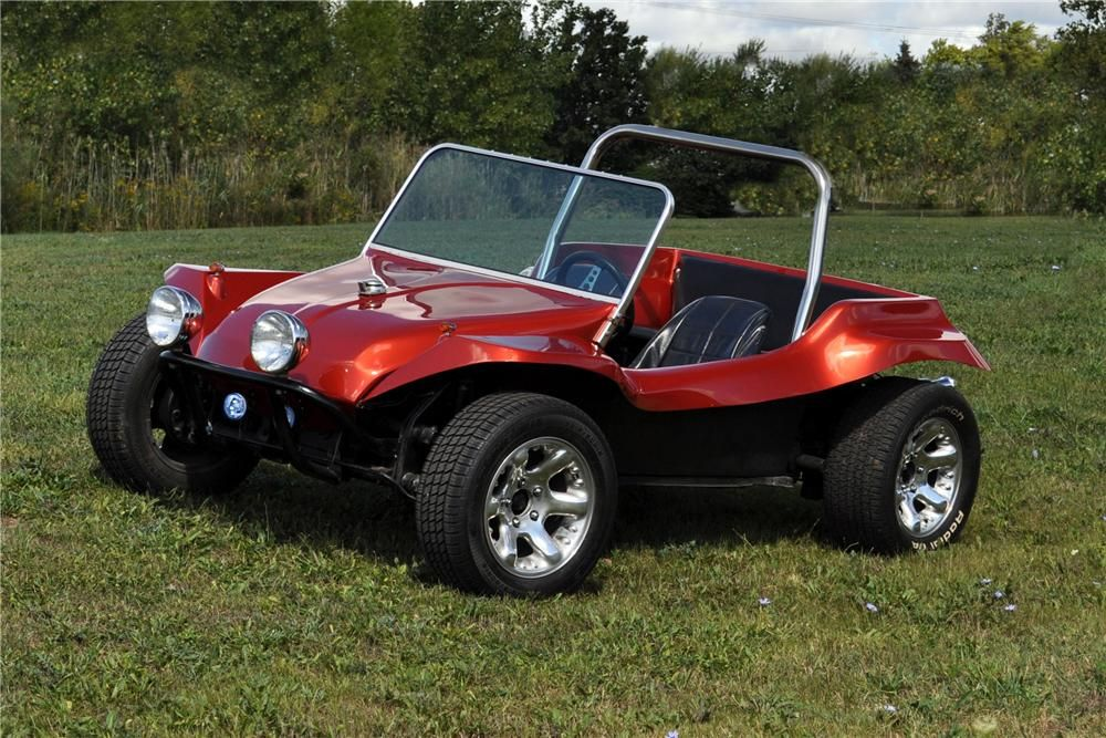 Vw Dune Buggy >> 1974 Volkswagen Custom Dune Buggy At The Barrett Jackson Auction