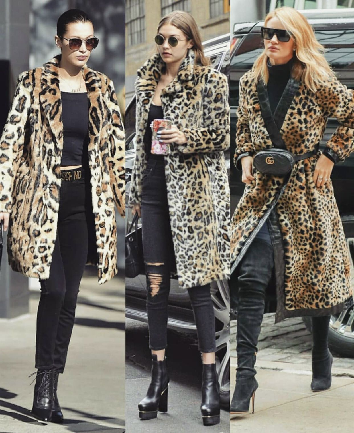 9b0bc887 Leopard 🐆 prints | Style in 2019 | Fashion outfits, Cheetah coat ...