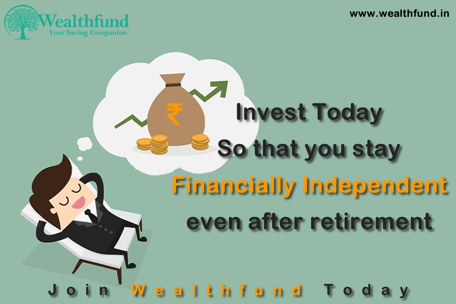 For A Comfortable Lifestyle Even After Retirement Wealthfund Visit Www Wealthfund In Sign Up Mutualfu Financial Advisory Investing Tax Saving Investment