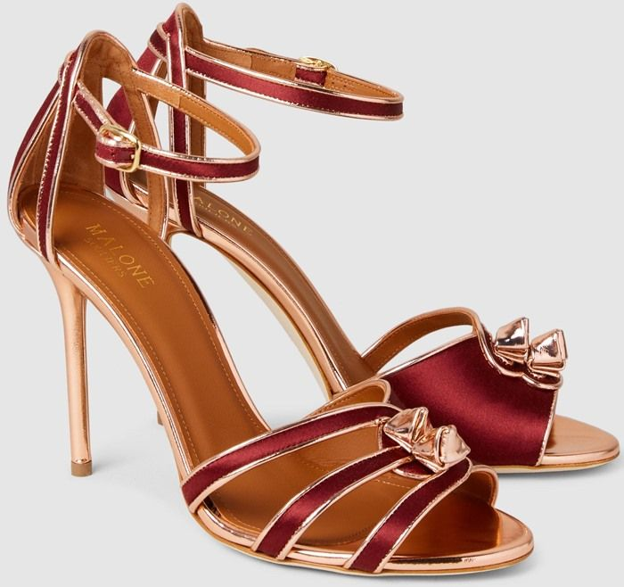 Tacones Malone Souliers Eunice Zapatos Mujer Tacones