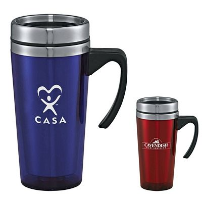 16 oz glacier mug tumbler and stainless steel