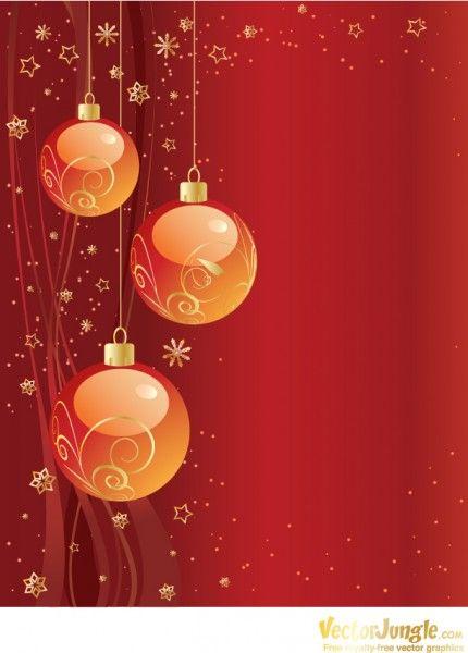 Vector Christmas Background Photoshop Brushes Pinterest - free xmas menu templates