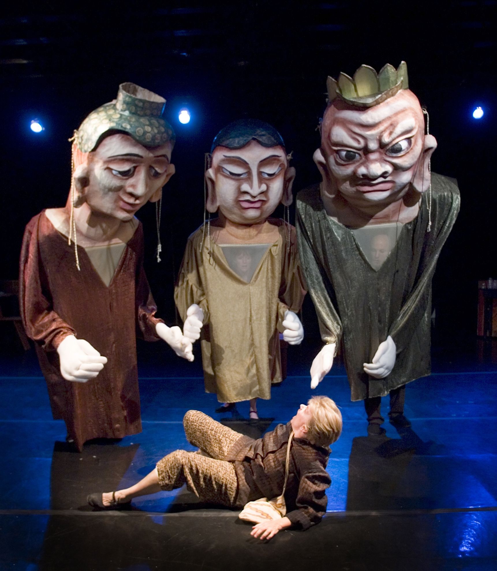 The Good Woman of Setzuan Theater