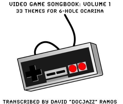 Video Game Songs for the 6 Hole Ocarina Video games song