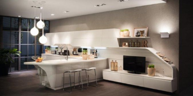 Corian® для Кухонных Столешниц | Кухонные столешницы