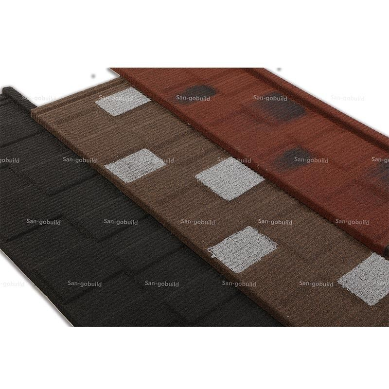 Sangobuild stone coated roof tile Corrugated sheets