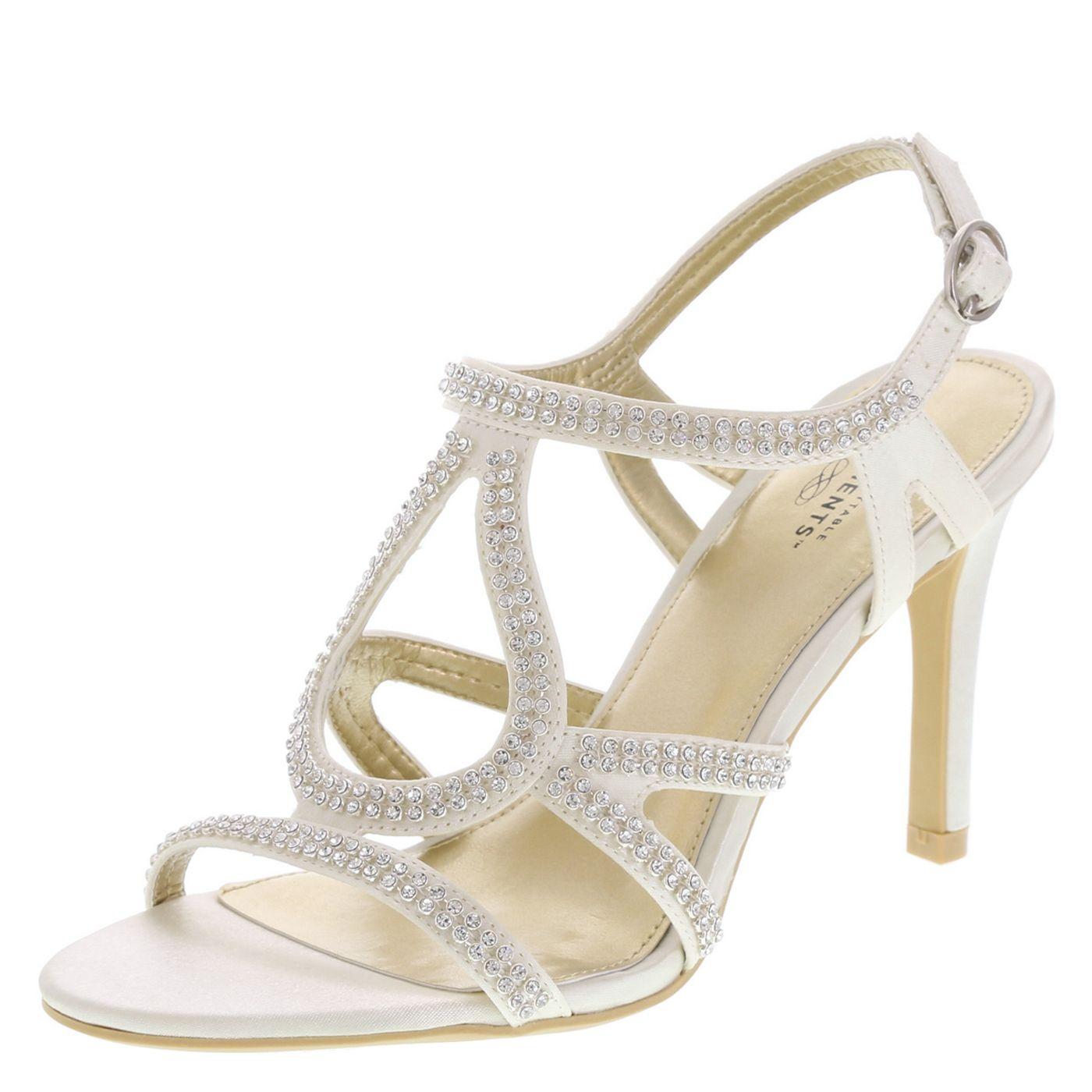 Payless Wedding Shoes: Womens Lovestruck Stone Sandal - Womens
