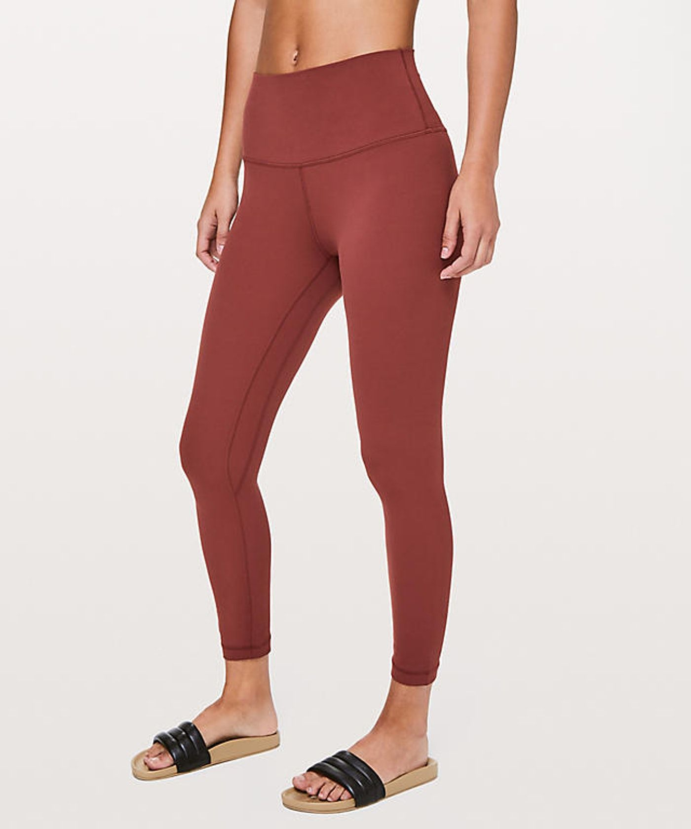 718a717fe4e2f1 I Always Look For This One Thing In High-Waisted Leggings in 2019 ...