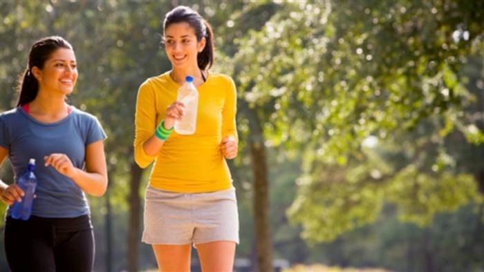 3 fat-burning walks to get you fit in no time