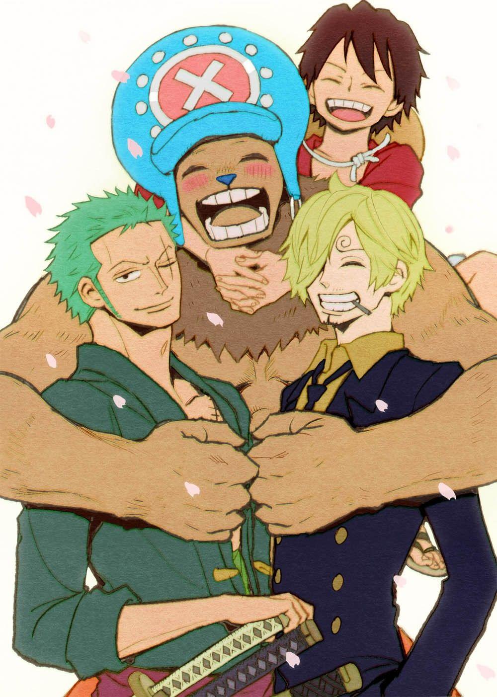 Nakama By Vovo2000_ZS | Manga anime one piece, One piece comic, One piece anime