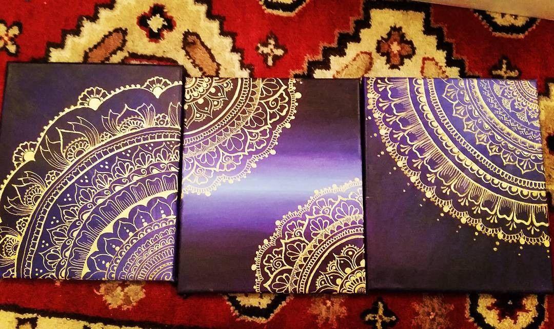 Henna canvas'.