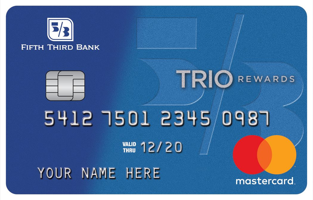 Trio Credit Card Fifth Third Bank Credit Card Techshure Bank Credit Cards Platinum Credit Card Credit Card Application