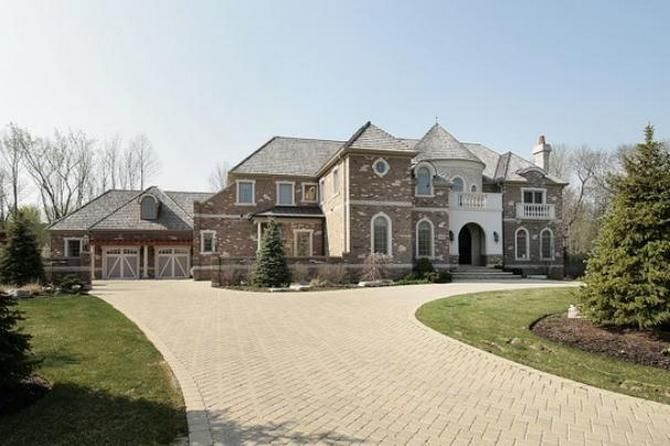The 15 Most Incredible Homes Owned By Nfl Players Mansions