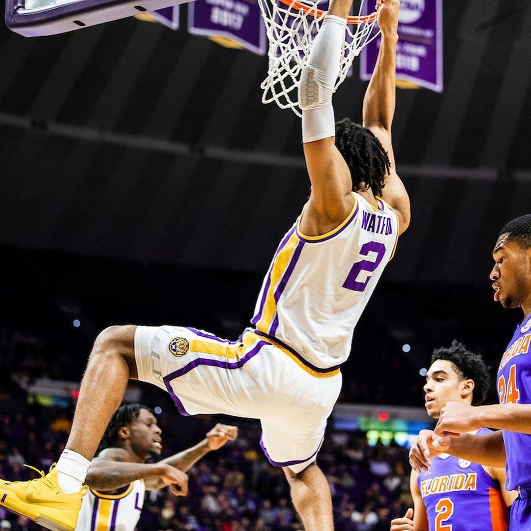 Lsu Basketball On Instagram Sec All Freshman Team In 2020 Lsu Sports Jersey Teams