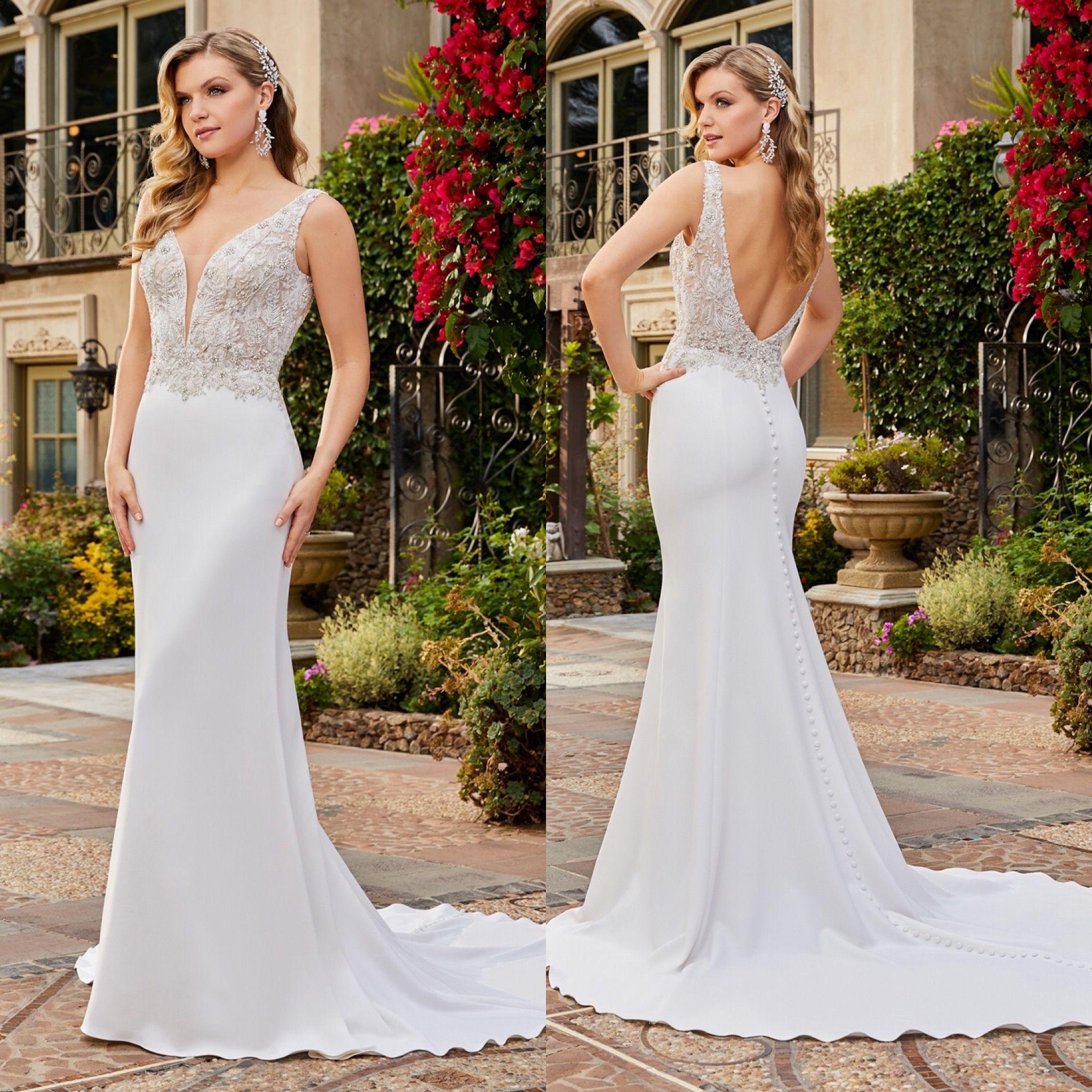 Pin by TLC Bridal Boutique on Casablanca in 2020 Wedding