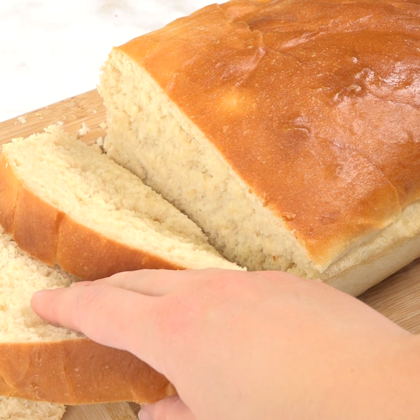 How to Make THE BEST Homemade Bread - I Heart Napt