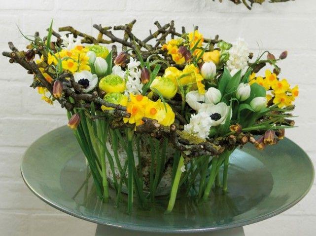 Exceptionnel 15 bouquets de fleurs à bulbes   * FINE EPINE * inspiration  TO37