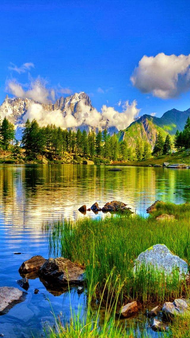 Fondos de pantalla para iphone paisajes paisajes for Fondos de pantalla 7 maravillas del mundo