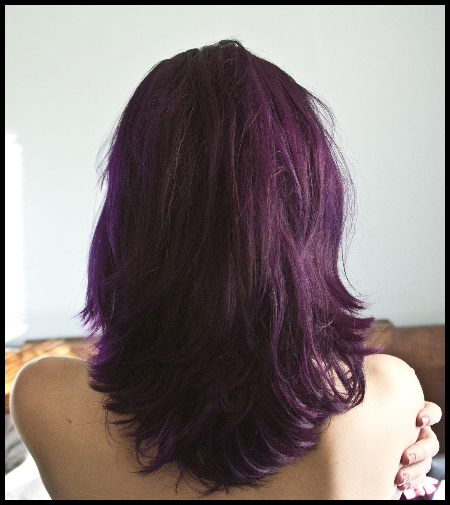 Indoor Lighting Pravana Vivids Violetwild Orchid Hair