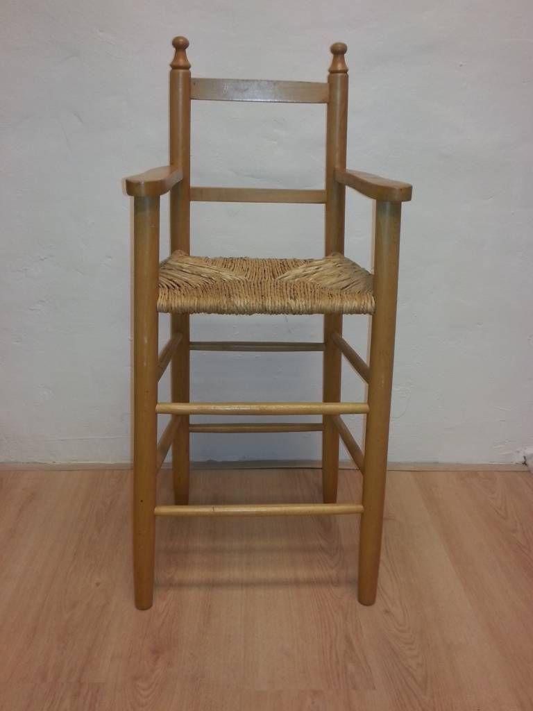 Spanish High Chair