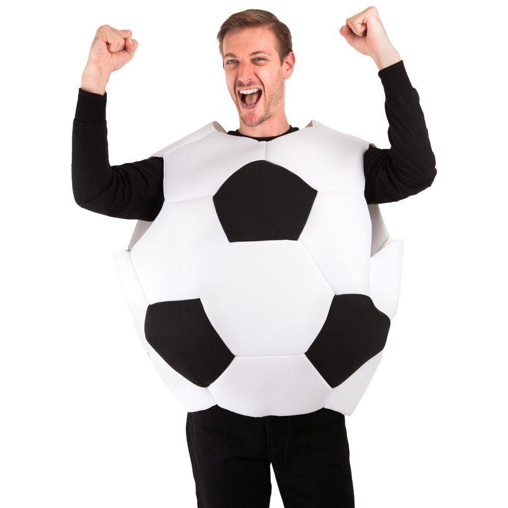 Adult Soccer Ball Costume Halloween Ideas