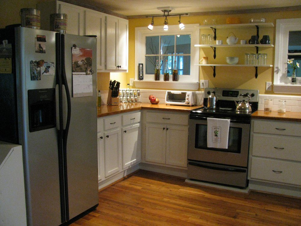 1940 39 S Farmhouse Kitchen Remodel 1940 Home Pinterest Farmhouse Kitc